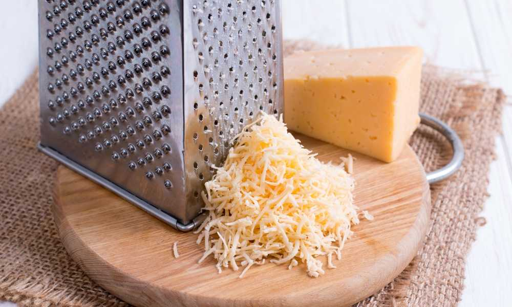 How to Use a Box Grater to Make the Most Out of It 2