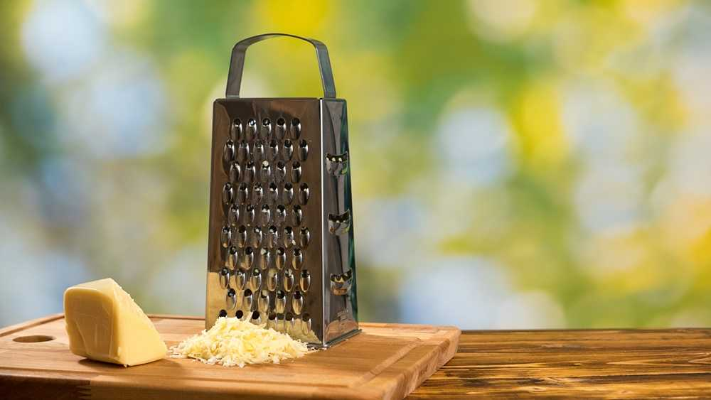 How to Use a Box Grater to Make the Most Out of It