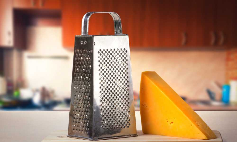 Kitchen Basix Four-Sided Box Grater Review