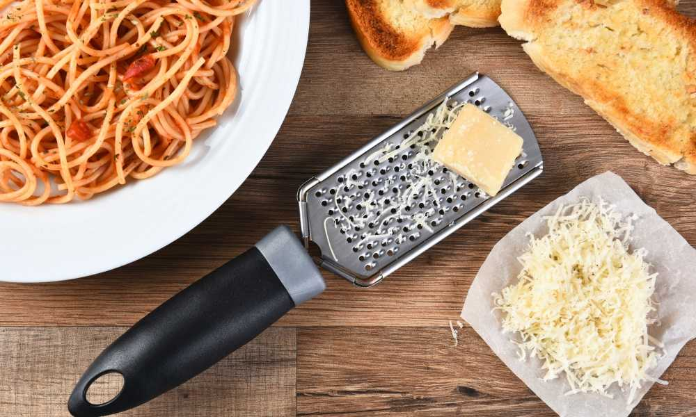 KitchenBasix Cheese Grater and Shredder Review